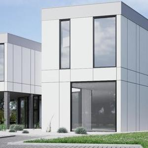 nowoczesny budynek 2