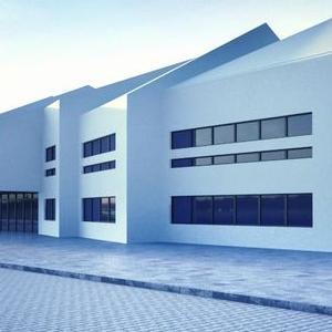 nowoczesny budynek 3